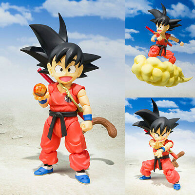 S.H.Figuarts Son Goku Kid Ver. (Childhood Version) from Dragon Ball Bandai