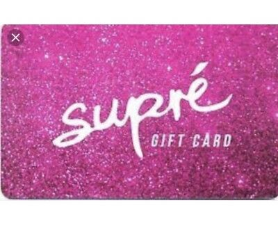 Supre Gift Card