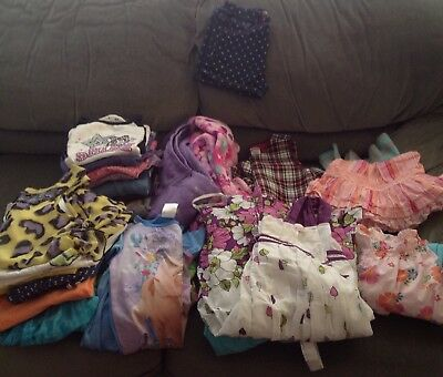 girls clothes lot size 6