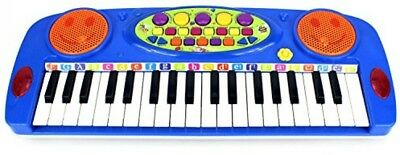VT Happy Face 37 Keys Electric Organ Children's Kid's Battery Operated Toy