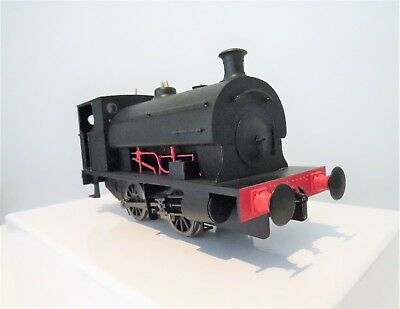 Minerva Models 0-4-0 Peckett  O Gauge Locomotive