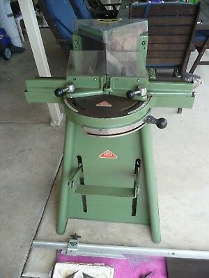 Morso Model F Framers Mitre Cutter  Guillotine - Ideal for picture framing