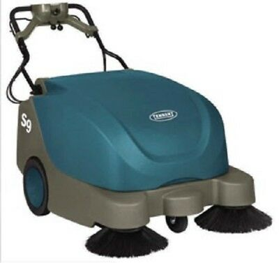 Tennant S9 Floor Sweeper Used, Reconditioned