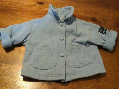 Baby Boys Warm / Thick Wool & Cashmere Jacket  .... VERY GOOD USED CONDITION