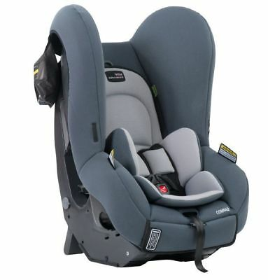 Safe N Sound Convertible Baby Car Seat Compaq Grey Stone 0-4 years