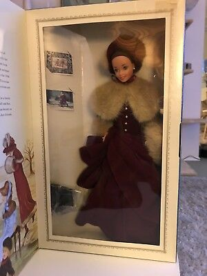 Victorian Elegance Barbie Collectable