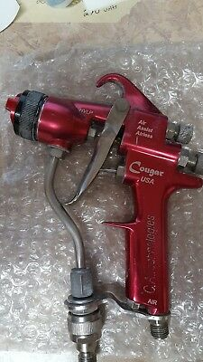 CA Technologies Cougar HVLP Compliant Air Assist Airless USED Ready to Work