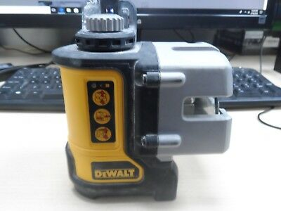 dewalt dw089 laser level