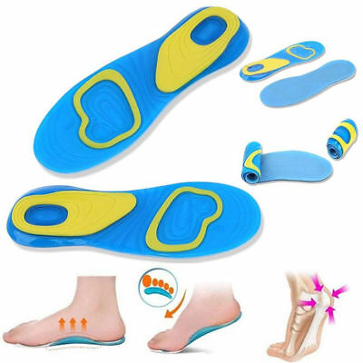 New Gel Activ Insoles Everyday Comfort Insoles For Men & Women UK SELLER Insole
