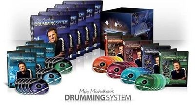 The Drumeo / Mike Michalkow Drumming System