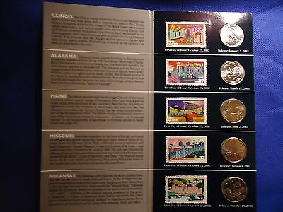 Complete Set of 2003 State Quarters