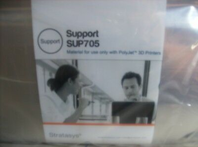 Stratasys Sup-705 Resin Support New In Box 3.6Kg Low Shipping Lqqk