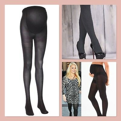 Sale 40 60 Denier Black Grey Maternity Pregnancy Tights Comfortable Quality