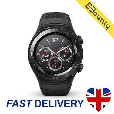 Huawei Watch 2 Sport Bluetooth Smartwatch for Android & iOS - Used