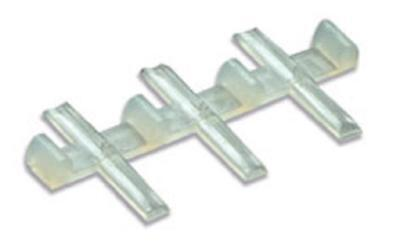PECO SL11 00 SCALE Insulated Rail Joiners
