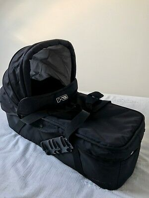 mountain buggy duet carrycot and rain cover - good condition