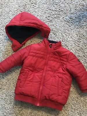 Toddler Baby Boys Hugo Boss Coat Jacket