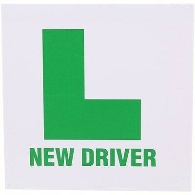 Magnetic Strip L Plate (Pair)  - New Learner
