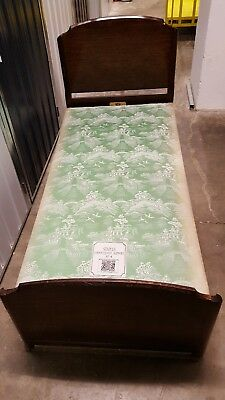 Vintage Staples & Co Single Bed