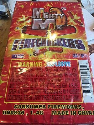 Firecracker Labels Complete collection mighty Max 80/16