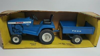 Ertl Ford Lawn And Garden Set