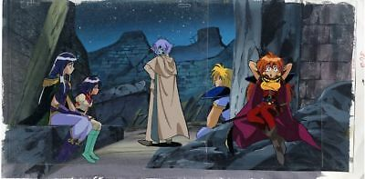 Pan cel Anime Cel Slayers : Group of friends ! Masterpiece !!