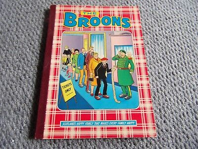 Broons Annual  pub 1981  good condition