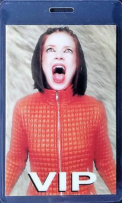 ******* Garbage *******  - Vip - Laminated Backstage Pass - Excellent Condition
