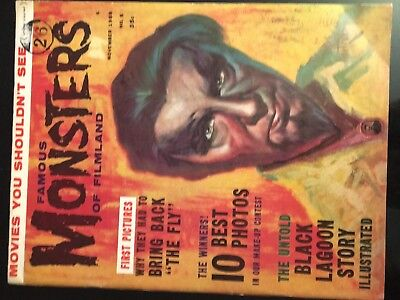 Famous Monsters Of Filmland  No 5