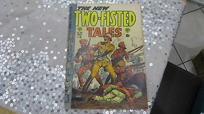The New Two-Fisted Tales (1954) No 38 Vol 1 July