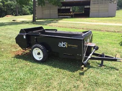 ABi Classic 50 cu ft Manure Spreader
