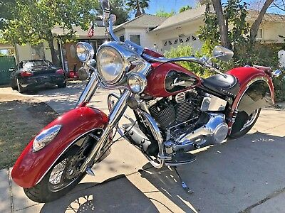 2000 Indian Chief  2000 INDIAN CHIEF XLNT COND' TWO TONE WELL MAINTAINED