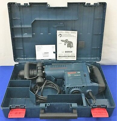 Bosch 11316EVS SDS-Max Demolition Hammer with Case