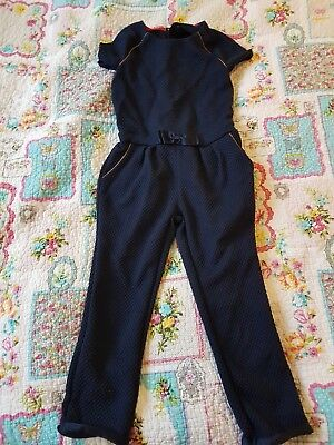 Ted Baker girl jumpsuit 5-6 year