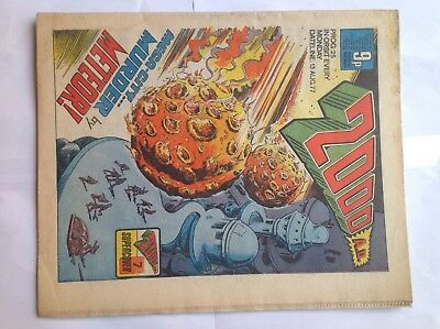 2000ad prog 25 13th august 1977