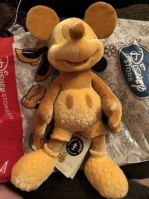 Mickey Mouse Memories Collection Bear New With Tags