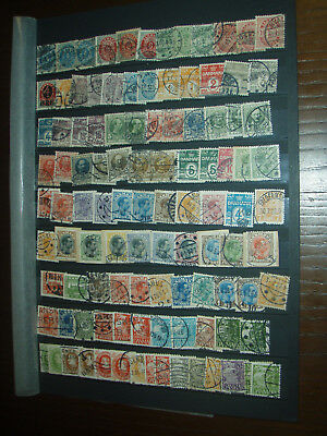 old Stamps  Denmark   used