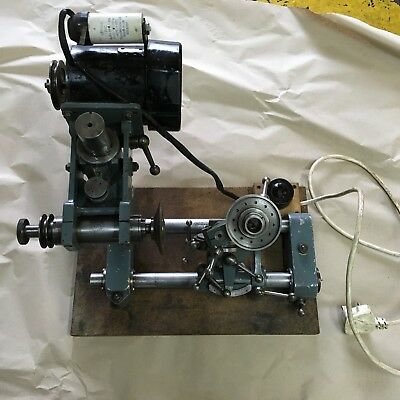 Quorn tool and culler grinder, collets and accessories