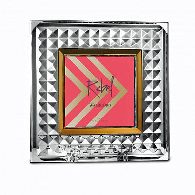 WATERFORD Crystal Lismore Diamond Picture Frame - 8\