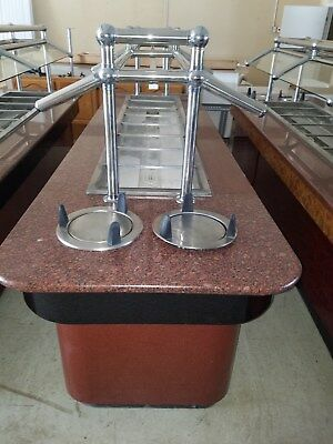 Hot buffet steam tables