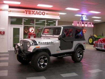 1980 Jeep CJ-7 Renegade 1980 Jeep CJ-7