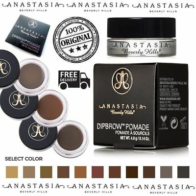 NEW Anastasia Beverly Hills Dipbrow Pomade Make Up Dip Brow Pomade with Box