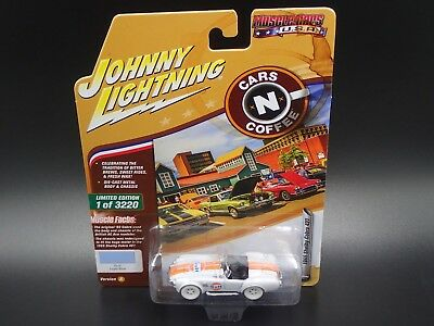 1965 Shelby Cobra 427 Gulf Johnny White Lightning 2018 Muscle Cars Usa  A Chase