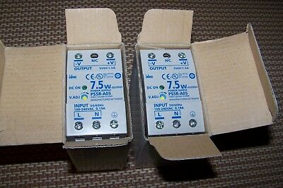 2 New Idec Ps5R-A 7.5 W Output