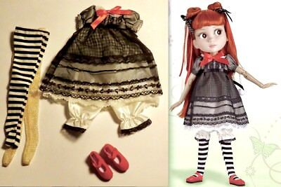 "PERFECT PATIENCE OUTFIT for 14"" Doll Wilde Imagination Tonner_RARE!"