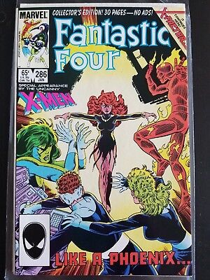 Fantastic Four #286 Condition VG FF find Jean Grey (Marvel)