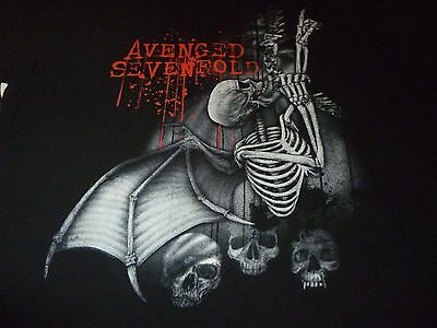 Avenged Sevenfold Shirt ( Used Size XXL ) Very Good Condition!!!