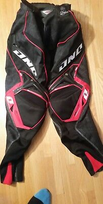 dnc defender dirt bike pants sz 32