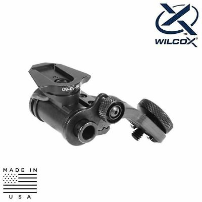 Wilcox 26300G01 J-Arm Mount with Dovetail Interface Shoe