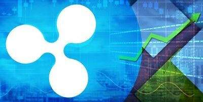 500 Ripple coin XRP, like Bitcoin this crypto currency is inching up AGAIN!